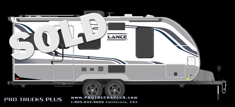 2075 Lance 2020 Travel Trailer   in Livermore California