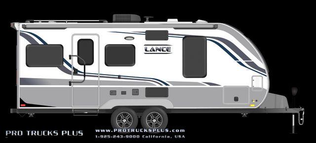 2075 Lance 2020 Travel Trailer 20'3