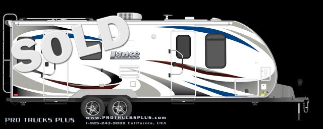 2375 Lance 2020 Travel Trailer 23'6