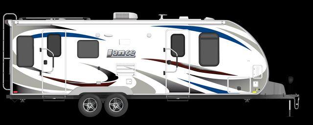 2375 Lance 2020 Travel Trailer 23'6