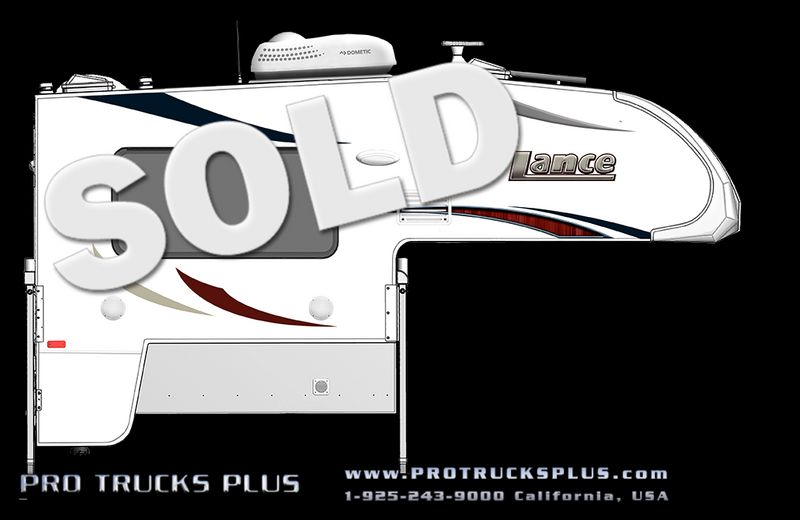 650 Lance 2020 Short Bed Truck Camper  in Livermore California