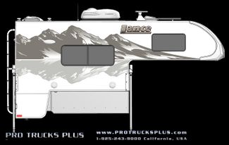 825 Lance 2020 Truck Camper 6'+ Short Bed - Coming Soon!  in Livermore California