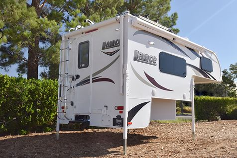 825 Lance 2020 Truck Camper - Short Bed  in Livermore, California