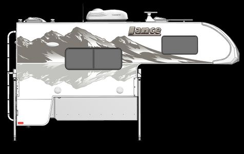 825 Lance 2020 Truck Camper - Coming Soon  in Livermore, California