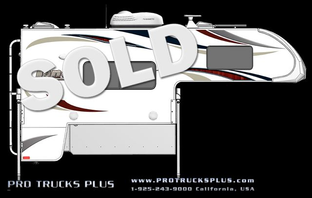 825 Lance 2020 Short Bed Camper - Coming Soon!  in Livermore California