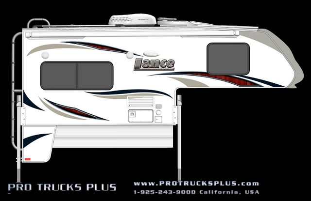 850 Lance 2020 Truck Camper Long Bed - Coming Soon!  in Livermore California