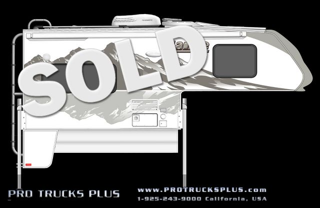 850 Lance 2020 Truck Camper 8'-11