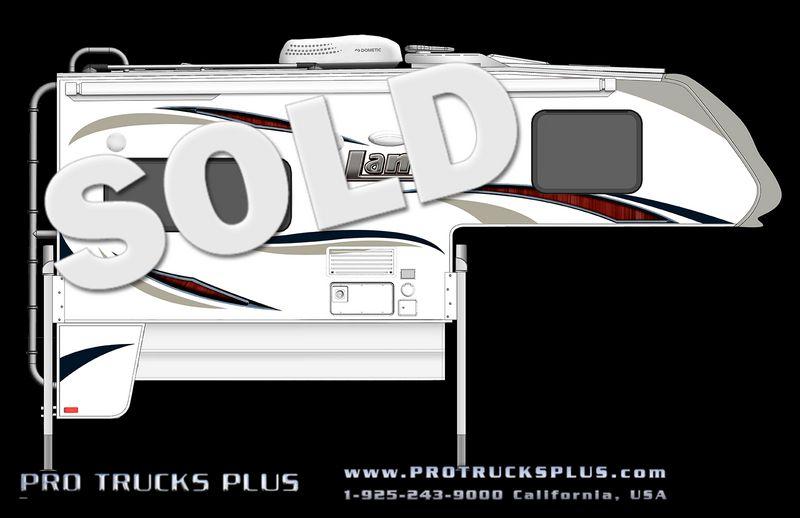 850 Lance 2020 Truck Camper, LOADED, solar, rear camera  in Livermore California