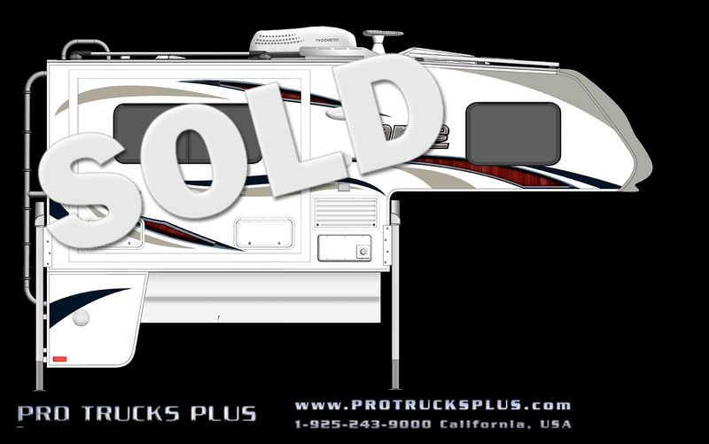 855s Lance 2020 Truck Camper  in Livermore California