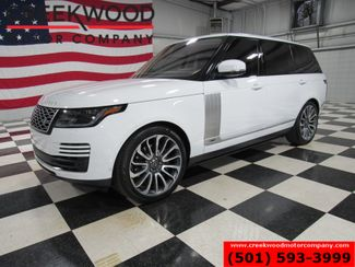 2020 Land Rover Range Rover P525 HSE LWB White 1 Owner Low Miles 22s Nav Roof in Searcy, AR 72143
