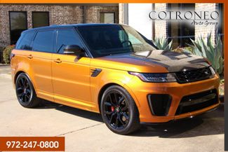 2020 Land Rover Range Rover Sport SVR in Addison, TX 75001