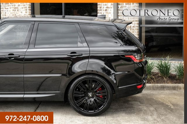 2020 Land Rover Range Rover Sport HSE Dynamic in Addison, TX 75001