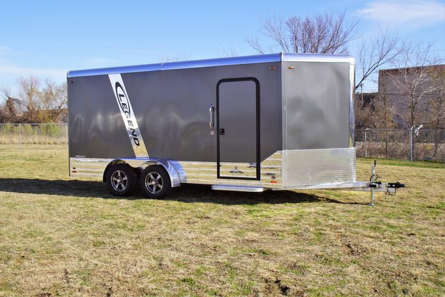 2020 Legend 7' x 19' Deluxe V-Nose $9,695