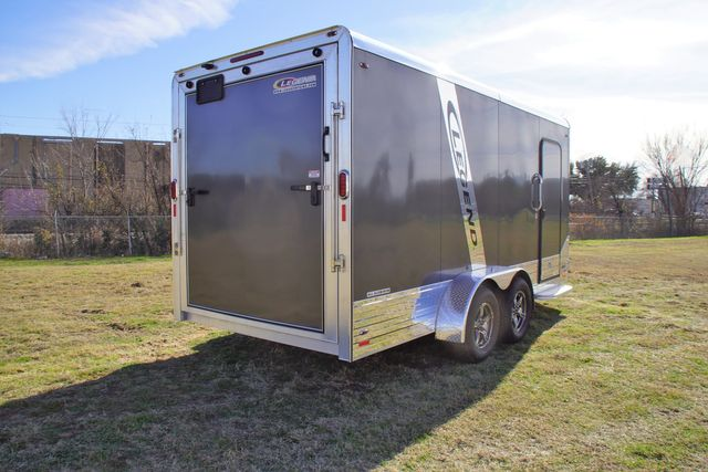 2020 Legend 7' x 19' Deluxe V-Nose in Keller, TX 76111