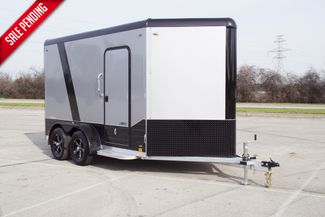2020 Legend 7X15 Deluxe V-Nose Blackout in Fort Worth, TX 76111