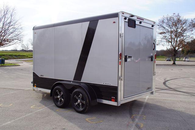 2021 Legend 7X15 Deluxe V-Nose Blackout $10,395 in Keller, TX 76111