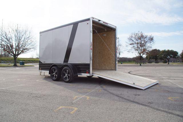 2020 Legend 7X15 Deluxe V-Nose Blackout in Fort Worth, TX 76111