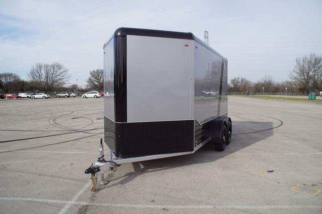 2020 Legend 7X15 Deluxe V-Nose Blackout in Keller, TX 76111