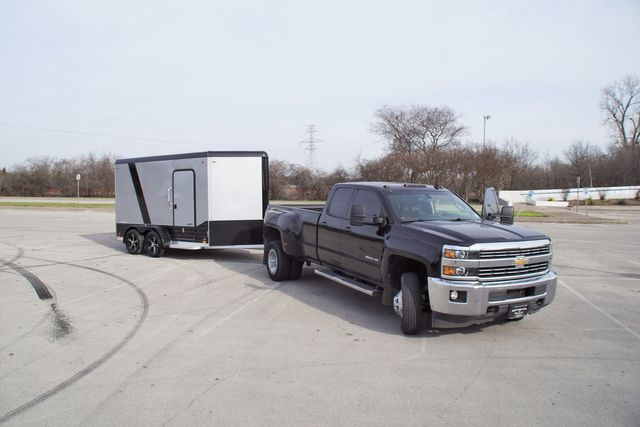 2021 Legend 7X15 Deluxe V-Nose Blackout in Keller, TX 76111