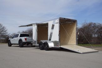 2020 Legend 7x17 Deluxe V-Nose W/ Escape Door in Fort Worth, TX 76111