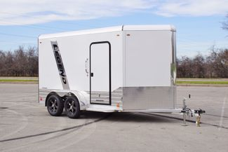 2020 Legend 7X15 Deluxe V-Nose w/ 10 D-Rings in Fort Worth, TX 76111