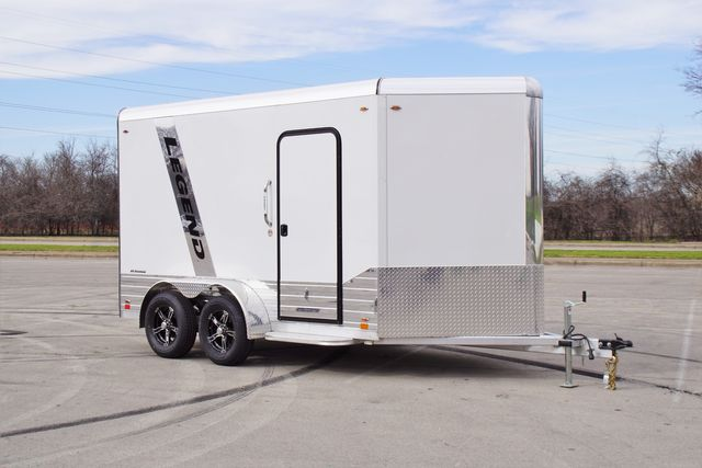 2020 Legend 7X15 Deluxe V-Nose w/ 10 D-Rings
