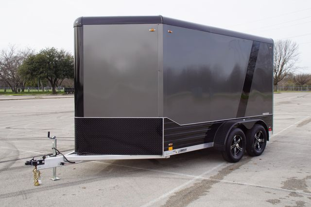 2020 Legend 7x15 Deluxe V-Nose w/ Black out Package in Fort Worth, TX 76111