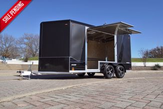 2021 Legend 7X17 Deluxe V-Nose in Keller, TX 76111