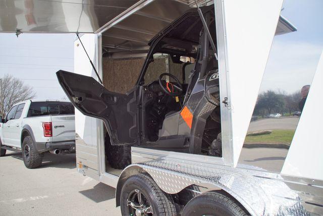 2021 Legend 7X17 Deluxe V-Nose in Keller, TX 76111
