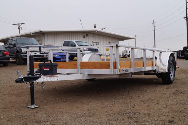2020 Legend Open Utility 6' X 12' - $2,995 in Fort Worth, TX 76111