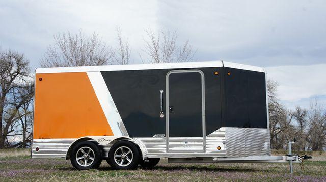 2020 Legend 7'X17' Deluxe V-Nose in Keller, TX 76111