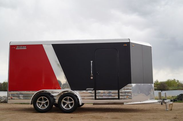 2020 Legend 7'X17' Deluxe V-Nose in Fort Worth, TX 76111