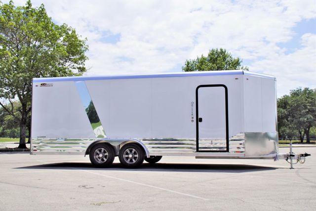 2020 Legend 23' Deluxe V-Nose w/ Escape Door in Fort Worth, TX 76111