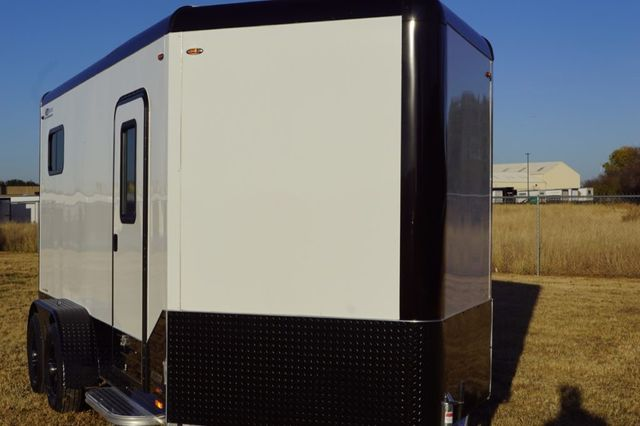 2020 Legend 7'X17' Deluxe V-Nose in Keller, TX 76111