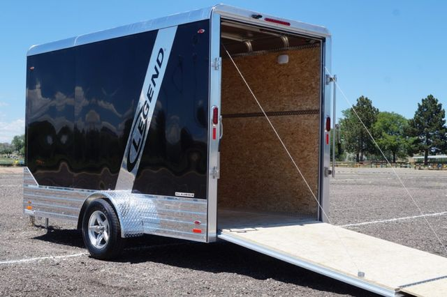 2020 Legend 6'X15' Deluxe V-Nose in Fort Worth, TX 76111
