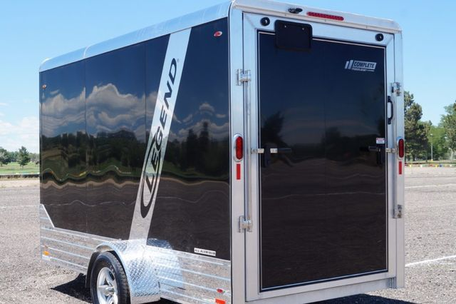 2020 Legend 6'X15' Deluxe V-Nose in Keller, TX 76111