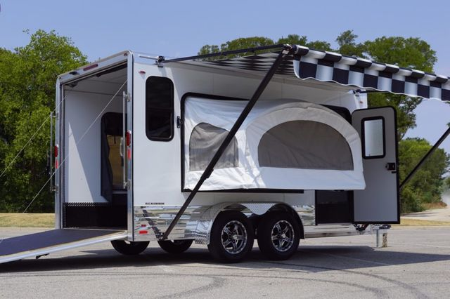 2020 Legend LINE-X Double Pop-Out Sleeper in Keller, TX 76111