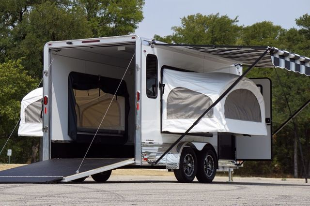 2020 Legend LINE-X Double Pop-Out Sleeper in Fort Worth, TX 76111