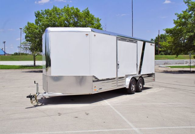 2020 Legend Deluxe V-Nose 8' X 23' in Keller, TX 76111