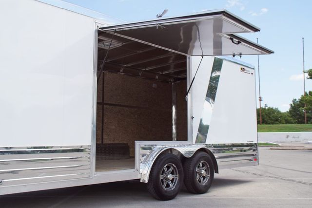 2019 Legend Deluxe V-Nose 8' X 23' - $13,895 in Fort Worth, TX 76111