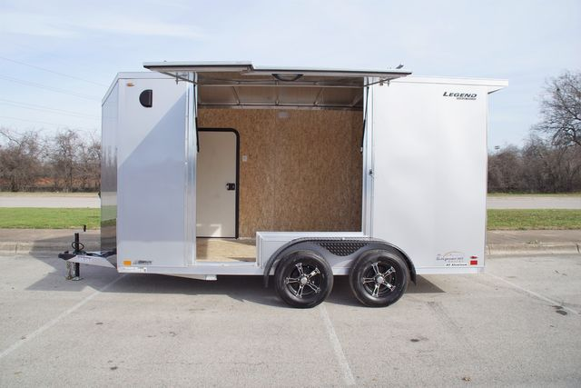 2020 Legend EV - 7X16 Black Out Package in Fort Worth, TX 76111