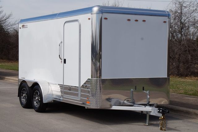 2020 Legend 7'X14' Deluxe V-Nose