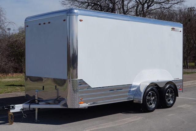 2020 Legend 7'X14' Deluxe V-Nose in Fort Worth, TX 76111