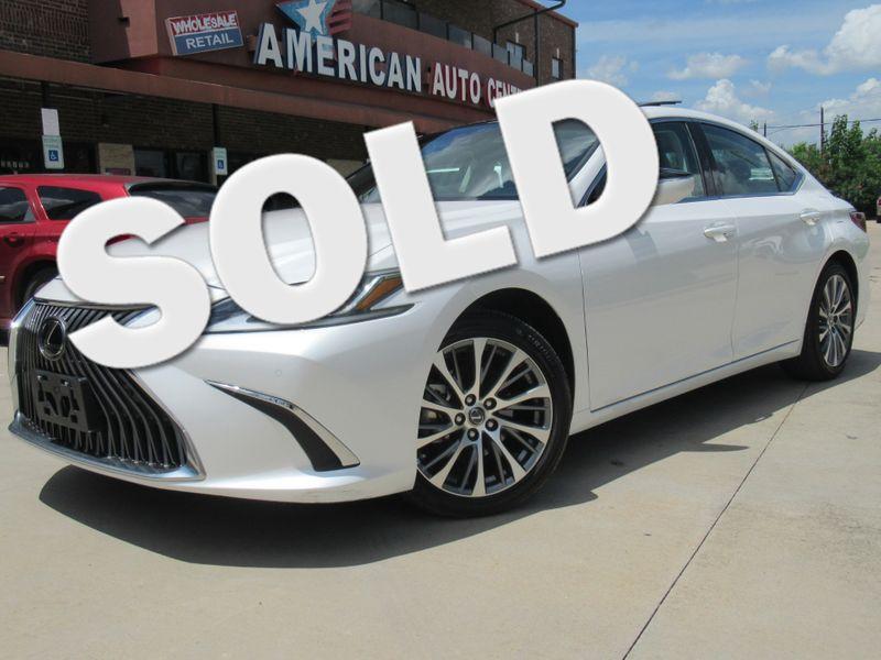 2020 Lexus ES 350    Houston, TX   American Auto Centers in Houston TX