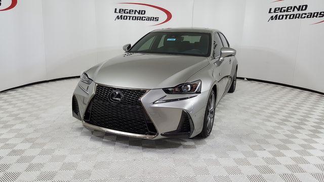 2020 Lexus IS 350 F SPORT