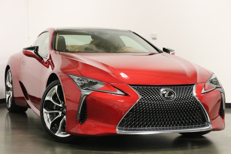 2020 Lexus LC 500   city NC  The Group NC  in Mooresville, NC