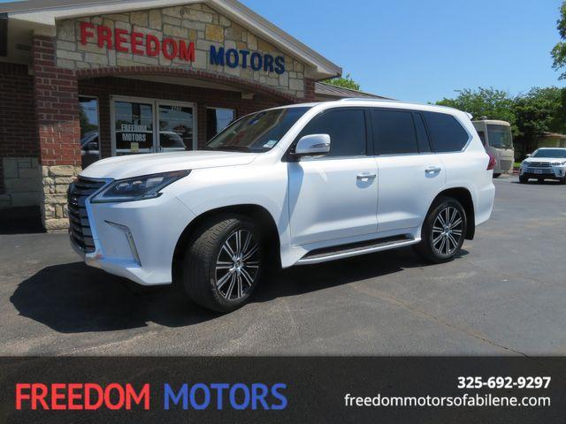 2020 Lexus LX 570 Three Row in Abilene,Tx, Texas 79605