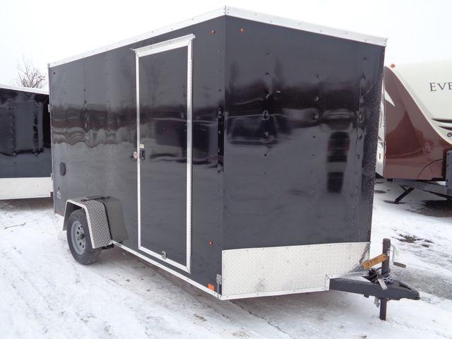 "2020 Look ST Cargo Deluxe 7x12 12 "" Extra Height"