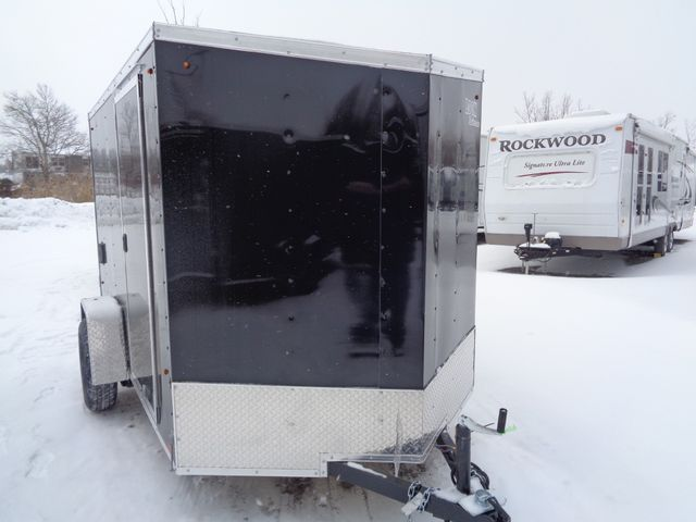 2020 Look Trailer 6 X 10 ST CARGO DELUXE in Brockport, NY 14420
