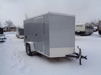 2020 Look Trailers 6 X 10 ST CARGO DELUXE in Brockport, NY 14420